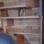 木の家 残材