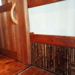 すす竹 木の家