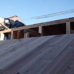 木組み 木の家