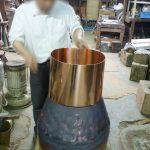 キッチンフード 銅