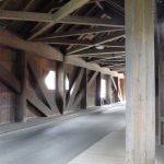 木 木組み 橋